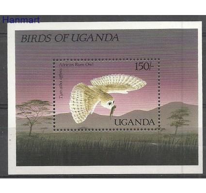 Znaczek Uganda 1987 Mi bl73 Czyste **