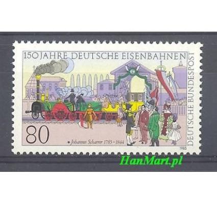 Niemcy 1985 Mi 1264 Czyste **