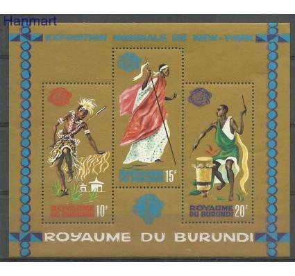 Znaczek Burundi 1964 Mi bl4A Czyste **