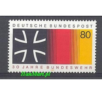 Niemcy 1985 Mi 1266 Czyste **