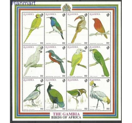 Znaczek Gambia 1993 Mi ark1565-1576 Czyste **