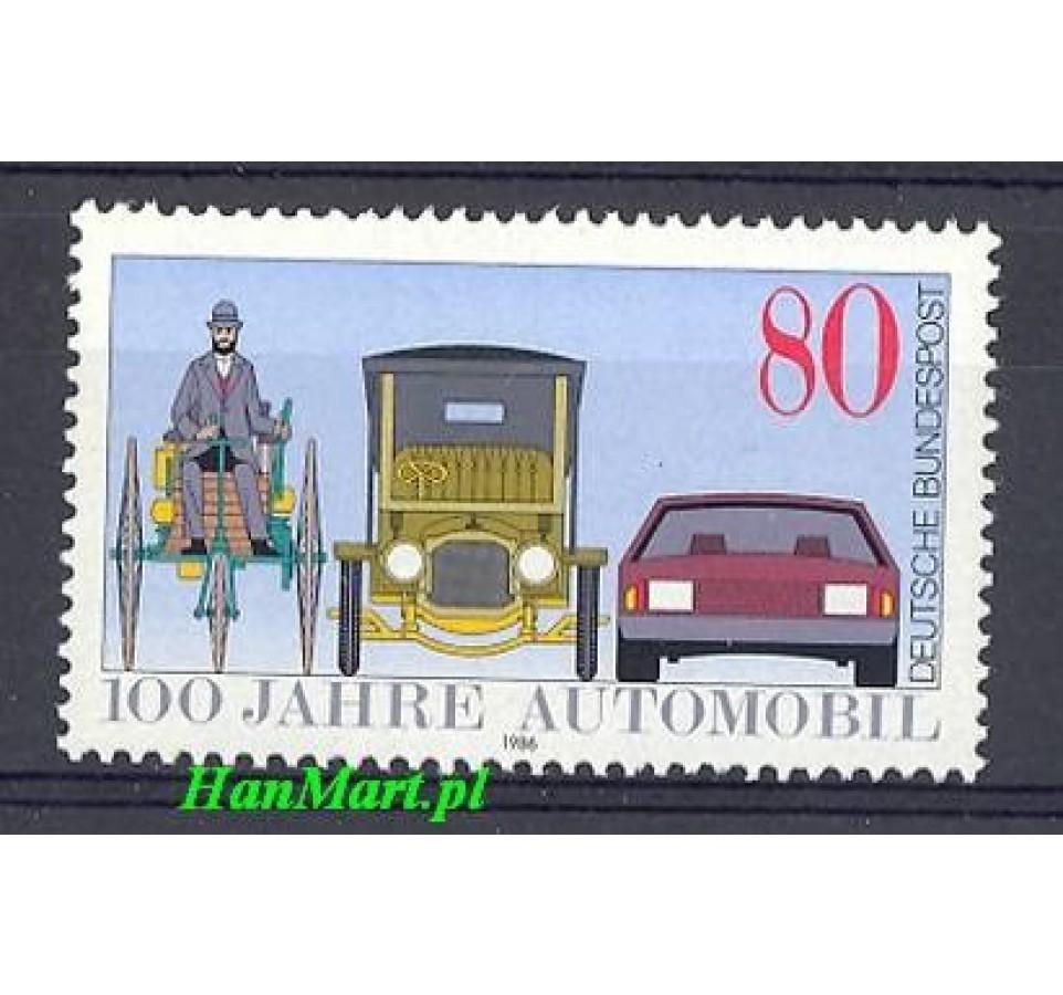 Niemcy 1986 Mi 1268 Czyste **