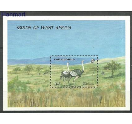 Znaczek Gambia 1989 Mi bl63 Czyste **