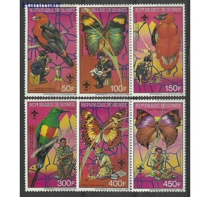 Znaczek Gwinea 1988 Mi 1208-1213 Czyste **