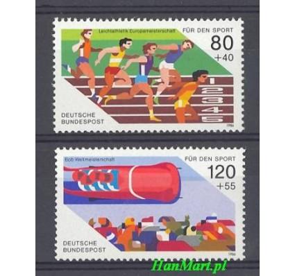 Niemcy 1986 Mi 1269-1270 Czyste **