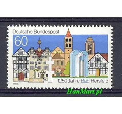 Niemcy 1986 Mi 1271 Czyste **