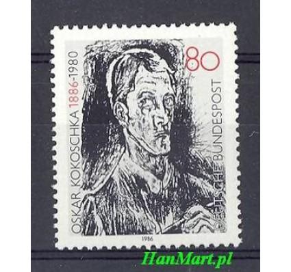 Niemcy 1986 Mi 1272 Czyste **