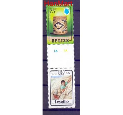 Znaczek Lesotho  Mi 740 Czyste **