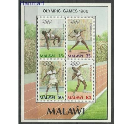 Znaczek Malawi 1988 Mi bl68 Czyste **