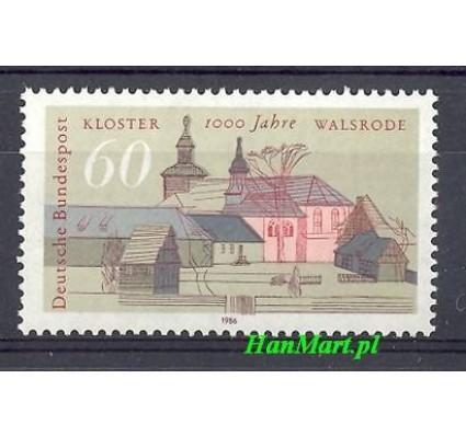 Niemcy 1986 Mi 1280 Czyste **