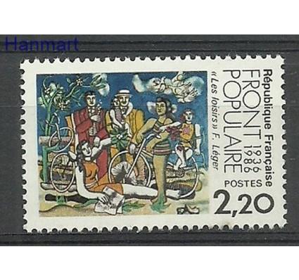 Znaczek Francja 1986 Mi 2526 Czyste **