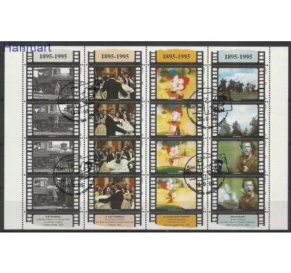 Znaczek San Marino 1995 Mi ark1619-1634 Stemplowane