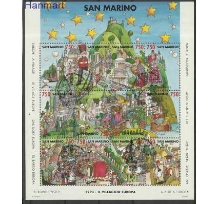 Znaczek San Marino 1993 Mi bl17 Stemplowane