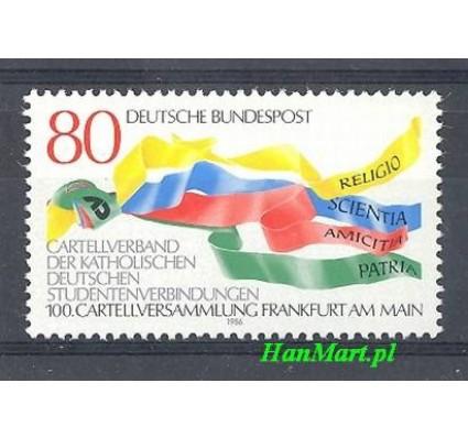 Niemcy 1986 Mi 1283 Czyste **