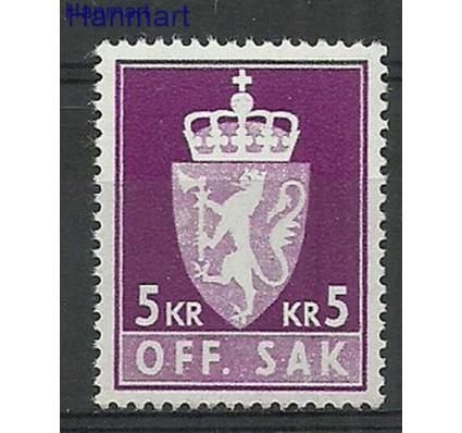Znaczek Norwegia 1973 Mi die 85y Czyste **