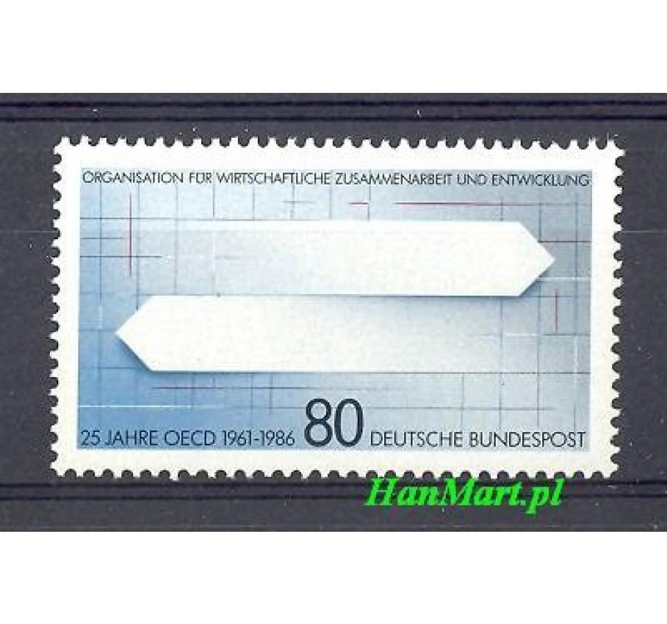 Niemcy 1986 Mi 1294 Czyste **