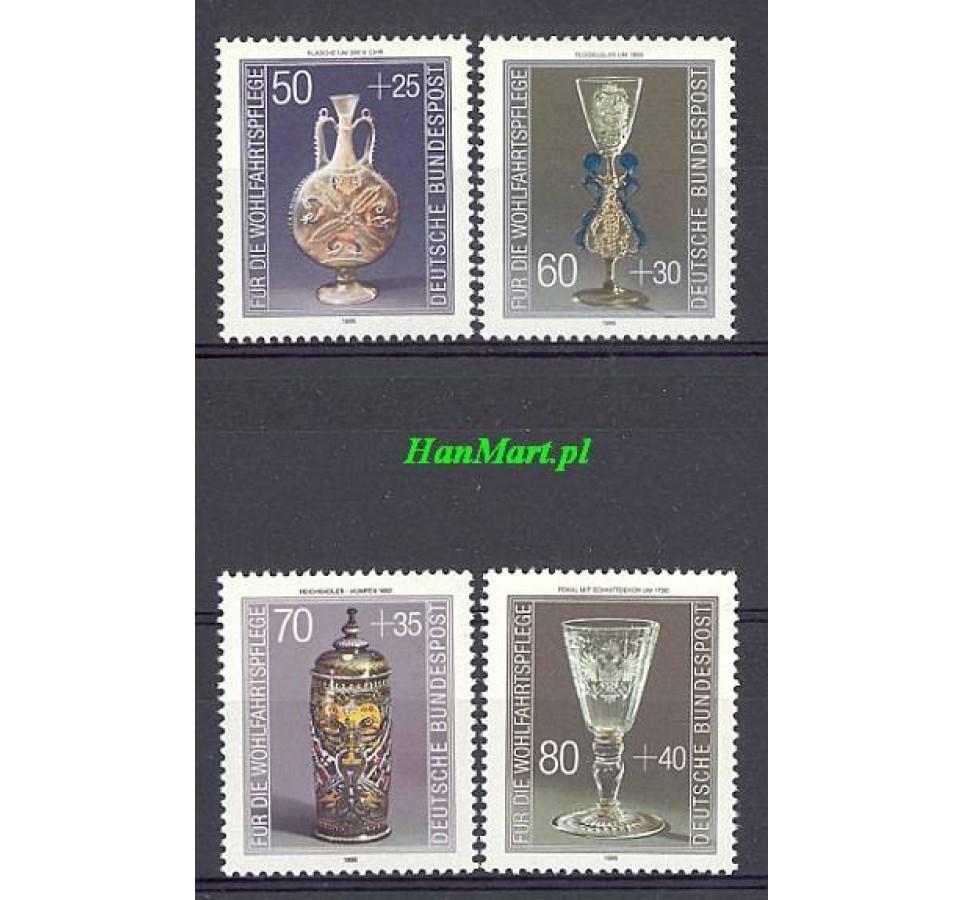 Niemcy 1986 Mi 1295-1298 Czyste **