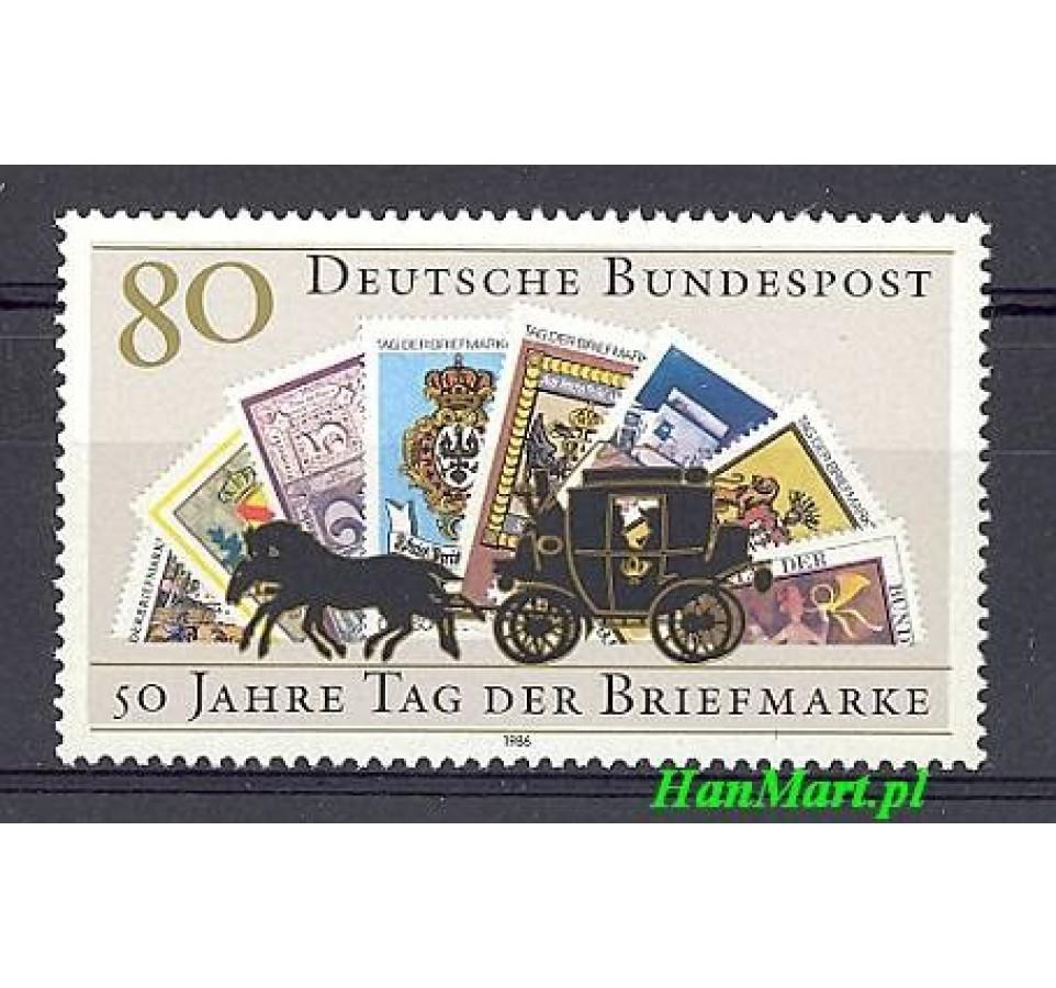 Niemcy 1986 Mi 1300 Czyste **