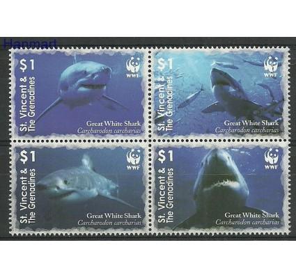 Znaczek Saint Vincent i Grenadyny 2006 Mi vie6282-6285 Czyste **