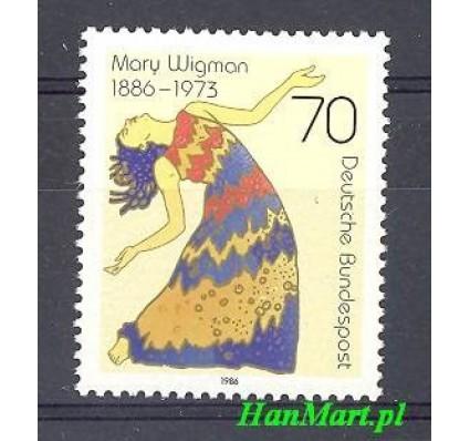 Znaczek Niemcy 1986 Mi 1301 Czyste **