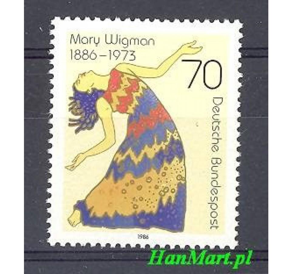 Niemcy 1986 Mi 1301 Czyste **