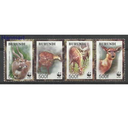 Znaczek Burundi 2004 Mi 1867-1870 Czyste **