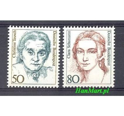 Znaczek Niemcy 1986 Mi 1304-1305 Czyste **