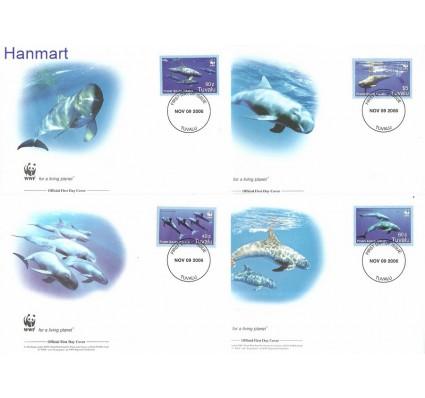 Znaczek Tuvalu 2006 Mi 1307-1310 FDC