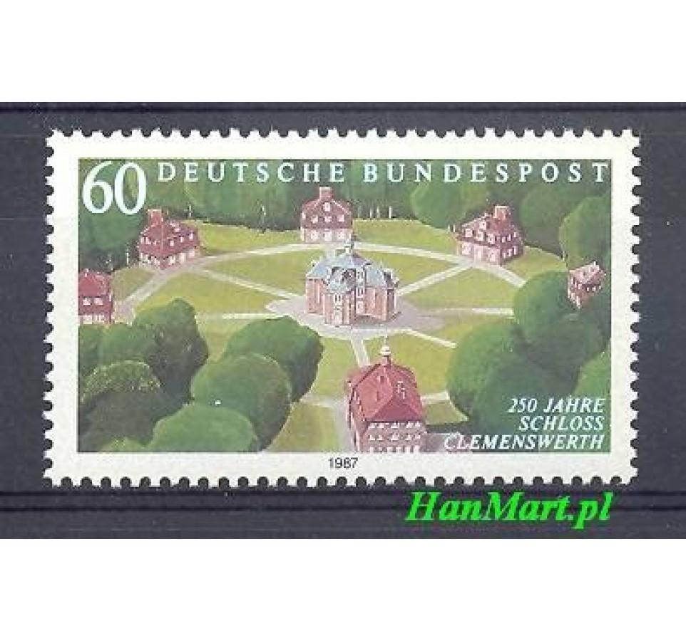 Niemcy 1987 Mi 1312 Czyste **