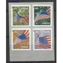 USA 2013 Mi 4965-4968BD Czyste **