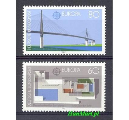 Niemcy 1987 Mi 1321-1322 Czyste **