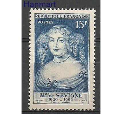 Znaczek Francja 1950 Mi 892 Z podlepką *