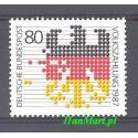 Niemcy 1987 Mi 1309 Czyste **