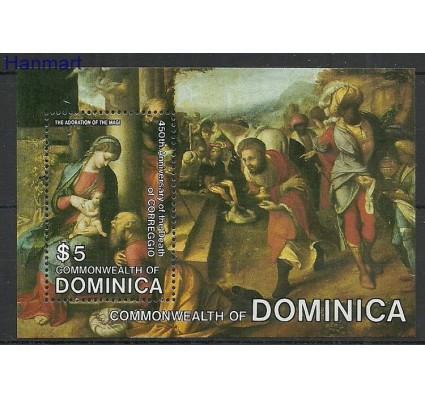 Znaczek Dominika 1984 Mi bl91 Czyste **