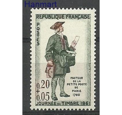 Znaczek Francja 1961 Mi 1339 Z podlepką *