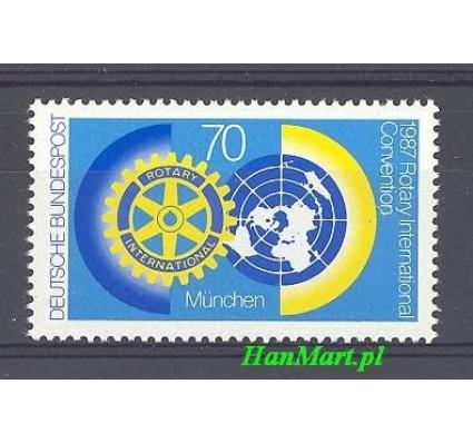 Niemcy 1987 Mi 1327 Czyste **