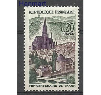 Znaczek Francja 1961 Mi 1362 Z podlepką *