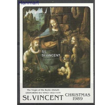 Znaczek St. Vincent 1989 Mi bl93 Czyste **