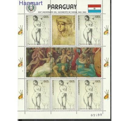 Znaczek Paragwaj 1982 Mi ark 3552 Czyste **