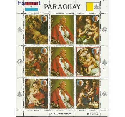 Znaczek Paragwaj 1983 Mi ark 3627 Czyste **