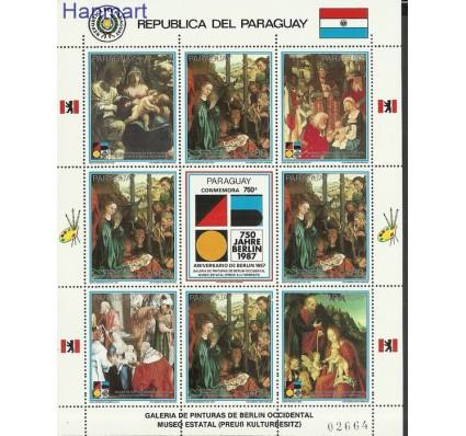 Znaczek Paragwaj 1988 Mi ark4211 Czyste **