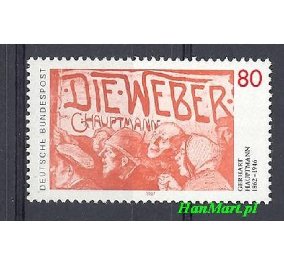 Niemcy 1987 Mi 1344 Czyste **