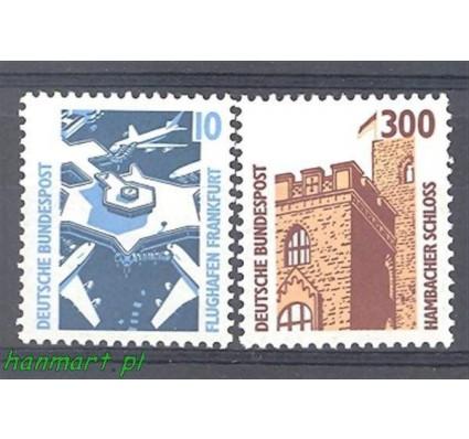 Znaczek Niemcy 1988 Mi 1347-1348 Czyste **