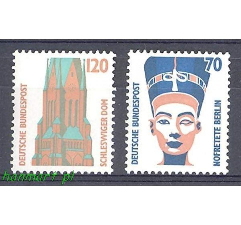 Niemcy 1988 Mi 1374-1375 Czyste **