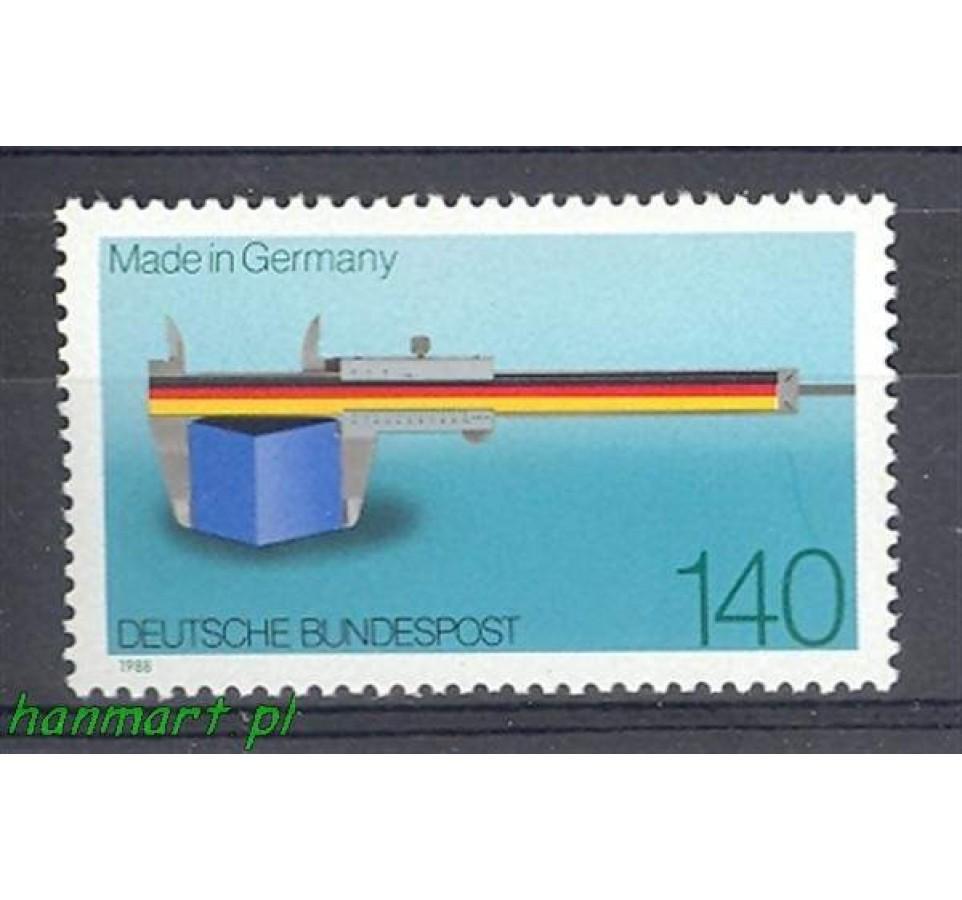 Niemcy 1988 Mi 1378 Czyste **