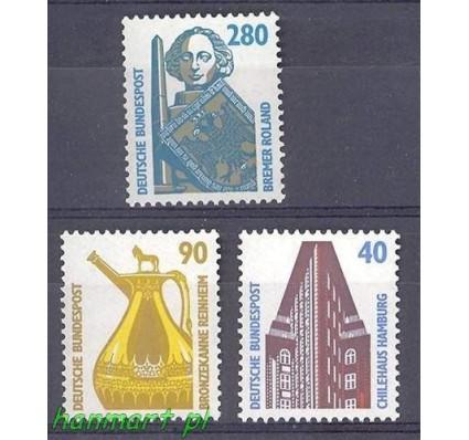 Znaczek Niemcy 1988 Mi 1379-1381 Czyste **