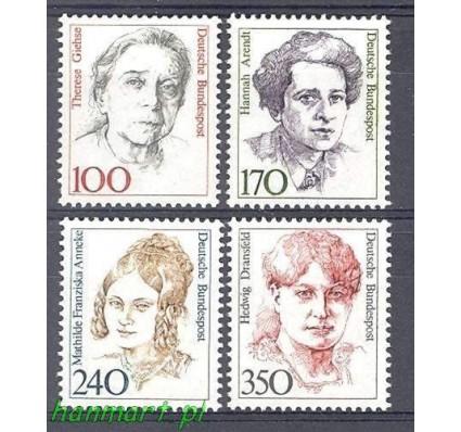 Niemcy 1988 Mi 1390-1393 Czyste **