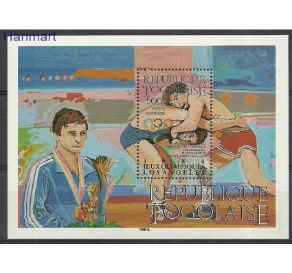 Znaczek Togo 1984 Mi bl251 Czyste **
