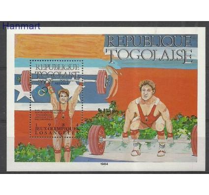 Znaczek Togo 1984 Mi bl252 Czyste **