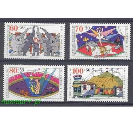 Znaczek Niemcy 1989 Mi 1411-1414 Czyste **
